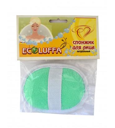"Спонжик для лица ""Ecoluffa""..."