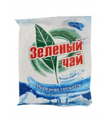 Зелёный чай, морозная...