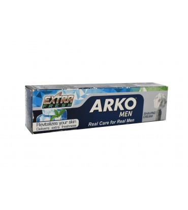 """Крем для бритья """"Arko men..."""