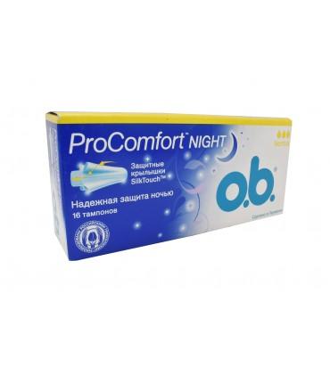 "Тампоны ""o.b. ProComfort..."