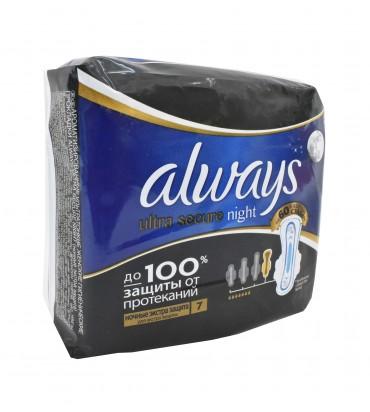 """Прокладки """"Always ultra..."""
