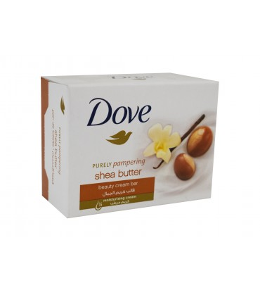 """Мыло """"Dove"""" с маслом ши 100гр"""