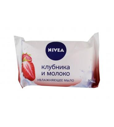 """Мыло """"Nivea"""" клубника и..."""