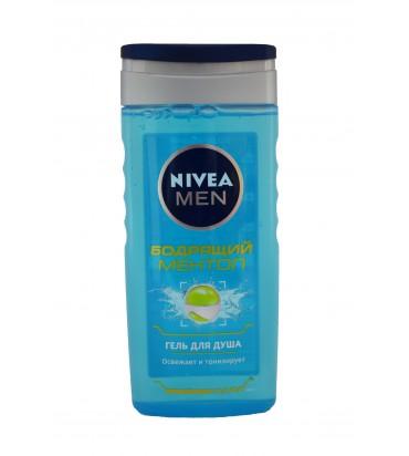 """Гель для душа """"Nivea men""""..."""