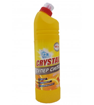 """Чистящее средство """"Crystal""""..."""