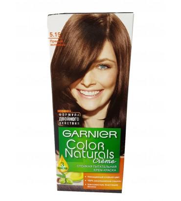 """Крем-краска для волос """"Garnier Color Naturals creme"""" 5.15 пряный эспрессо 110мл"""