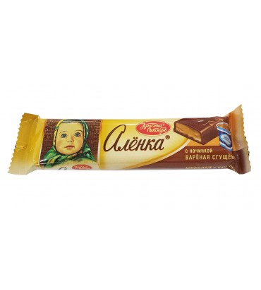 "Шоколад ""Аленка"" с вареной..."