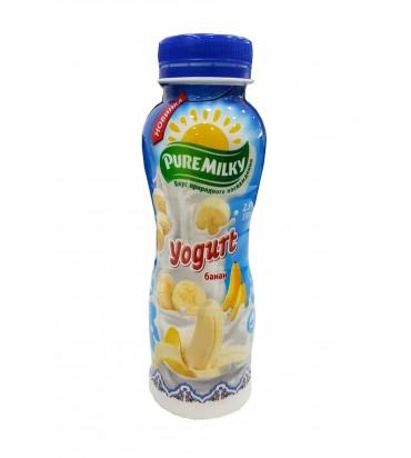 """Йогурт """"Pure Milky"""" банан..."""