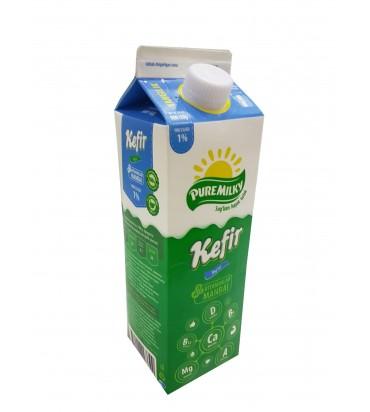 """Pure Milky"", кефир 1%, 900гр"