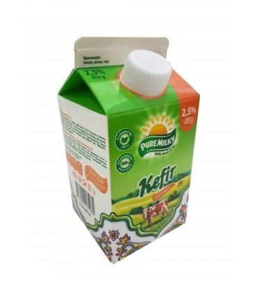 "Кефир ""Pure Milky"" 2,5% 450гр"
