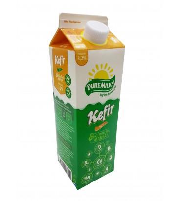 "Кефир ""Pure Milky"" 3,2% 900гр"
