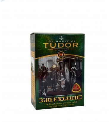 """Чай зеленый """"Tudor gold"""" 100гр"""