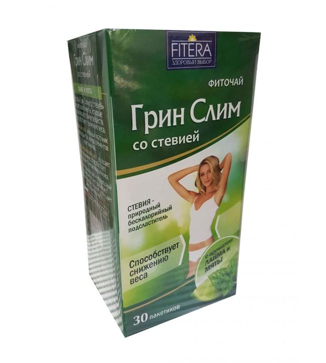 Фито чаи для похудения
