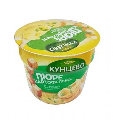 """Картофельное пюре """"Кунцево""""..."""