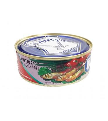Килька в томатном соусе...