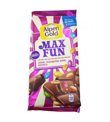 "Шоколад ""Alpen Gold"" Max..."