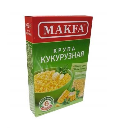 """Крупа """"Makfa"""" кукурузная 400гр"""