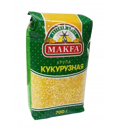 """Крупа """"Makfa"""" кукурузная 700гр"""