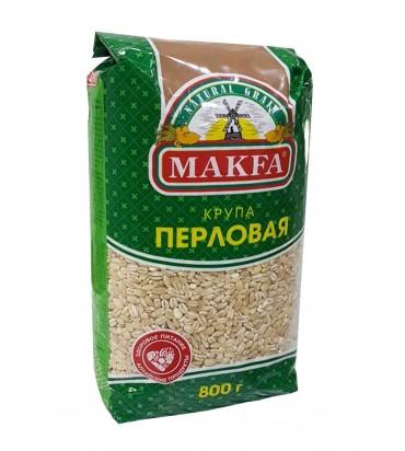"Крупа ""Makfa"" перловая 800гр"