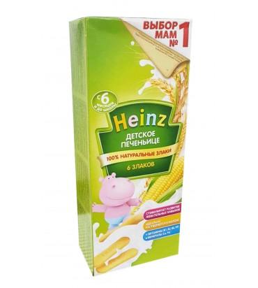 """Детское печеньице """"Heinz"""" 6..."""