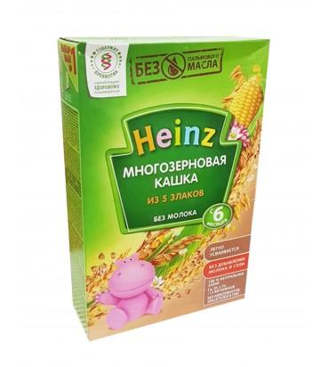 """Многозерновая кашка """"Heinz""""..."""