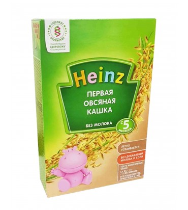 "Овсяная кашка ""Heinz"" 200гр"