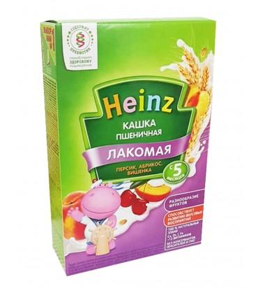 "Пшеничная кашка ""Heinz""..."