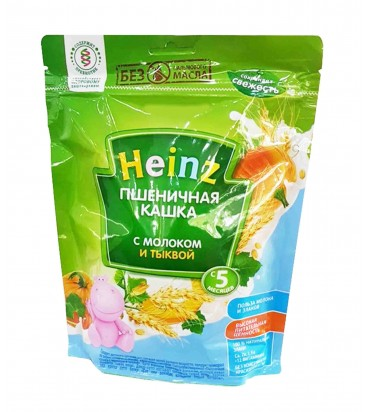 """Пшеничная кашка """"Heinz"""" с..."""
