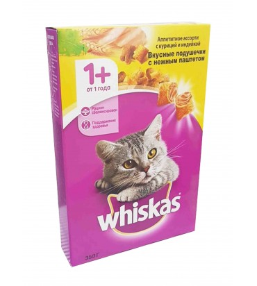 "Корм для кошек ""Whiskas""..."