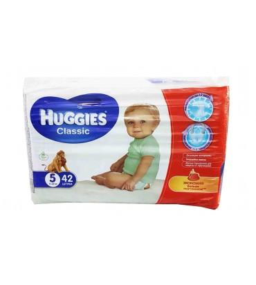 Huggies 5 подгузники 42шт...
