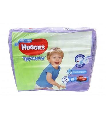 """""""Huggies 5"""", трусикчалар,..."""
