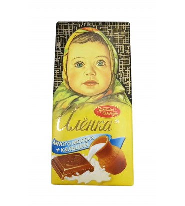 """Шоколад """"Алёнка"""" много..."""