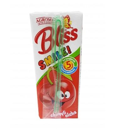 """Сок """"Bliss Smile"""" вишня 200мл"""