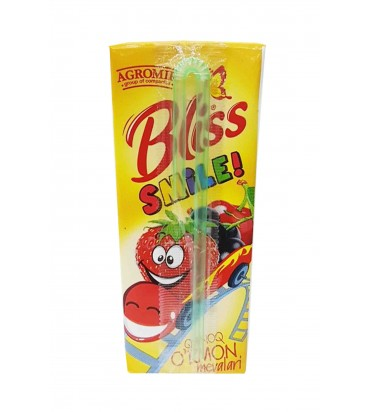 """Сок """"Bliss Smile"""" ягоды 200мл"""