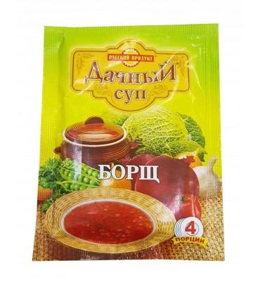 """Дачный суп """"Русский..."""