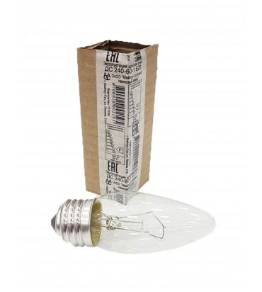 Лампа накаливания 60w 1шт