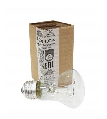 Лампа накаливания 100w 1шт