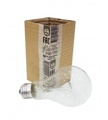 Лампа накаливания 150w 1шт