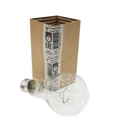 Лампа накаливания 200w 1шт