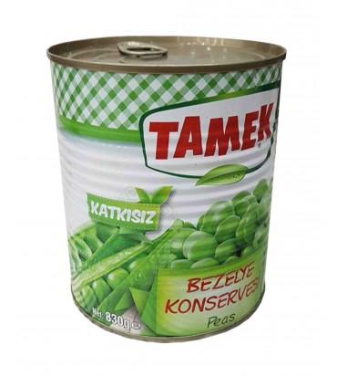 """Зеленый горошек """"Tamek"""" 830гр"""