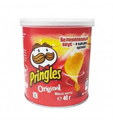 "Чипсы ""Pringles"" original 40гр"