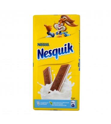 """Шоколад """"Nesquik"""" 125гр"""