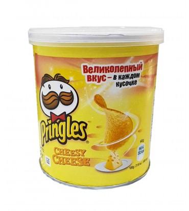 """Чипсы """"Pringles"""" сыр 40гр"""