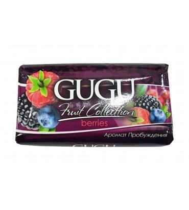 """Мыло """"GUGU"""" лесные ягоды 140гр"""