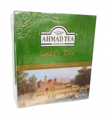 """Чай зеленый """"Ahmad tea"""" в..."""