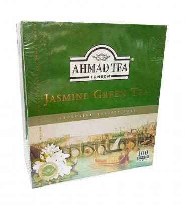 "Чай зеленый ""Ahmad tea""с..."