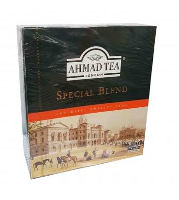"Чай черный ""Ahmad tea""..."