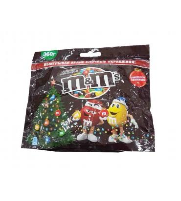 """Шоколадные драже """"M&M's"""" 360гр"""
