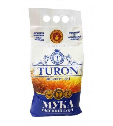 "Мука пшеничная ""Turon"" 2кг"