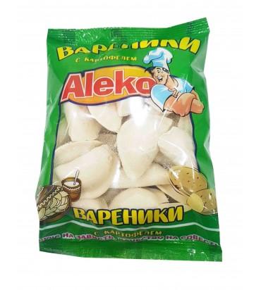 """Вареники """"Алеко"""" с картофелем"""